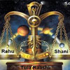 Conjunction of Saturn and Rahu