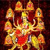 Navratra - Nine Divine Nights Dedicated to Durga