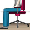 Align your chair once for All