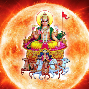 Surya Mantras For Eyesight, glow on face, longevity, financial prosperity, success and glory