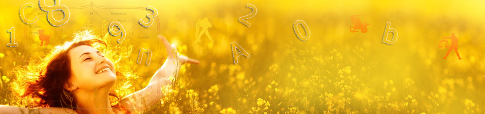 Numerology Horoscopes banner