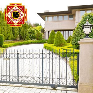 Vastu Consideration for Main Gate of the Building