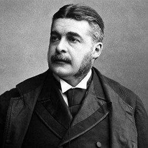 The hand of Sir arthur sullivan, bart