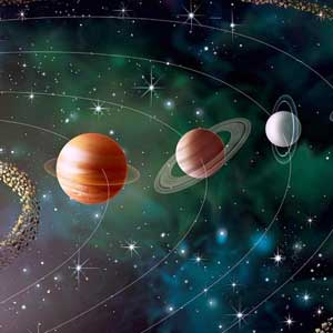 Basic Information about Planets