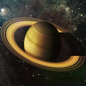 Lucky Number 8 Saturn
