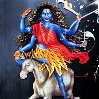 Kalratri Mata - Navratri Seventh Day