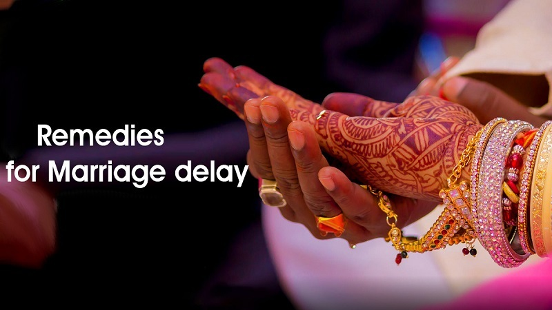 Astrological Remedies for Overcoming Delayed in Marriages | Future Point