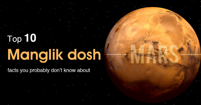 manglik dosh facts