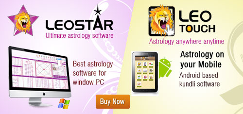 Astrology software for Desktop & android mobile