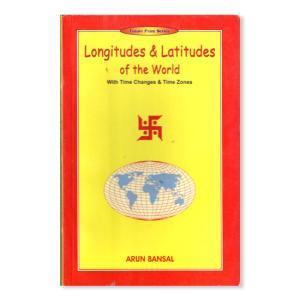 Longitudes and Latitudes of the World