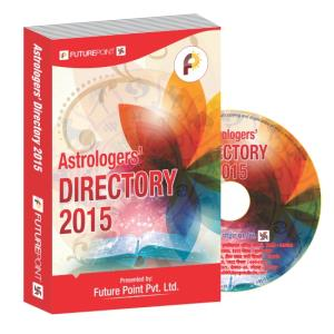 Astrologers Directory 2015 with CD
