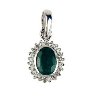 Emerald Locket