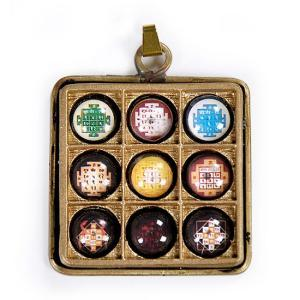 Navgraha Yantra Locket