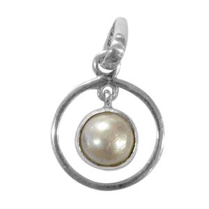 Pearl Locket New