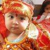 नवरात्र में अष्टमी तिथि पर इस तरह करें कन्या पूजन