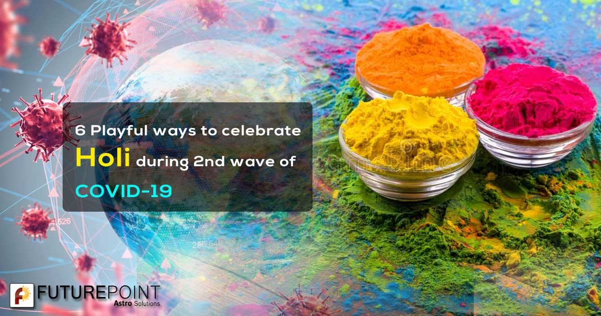 6 Playful ways to celebrate Holi during 2nd wave of COVID-19