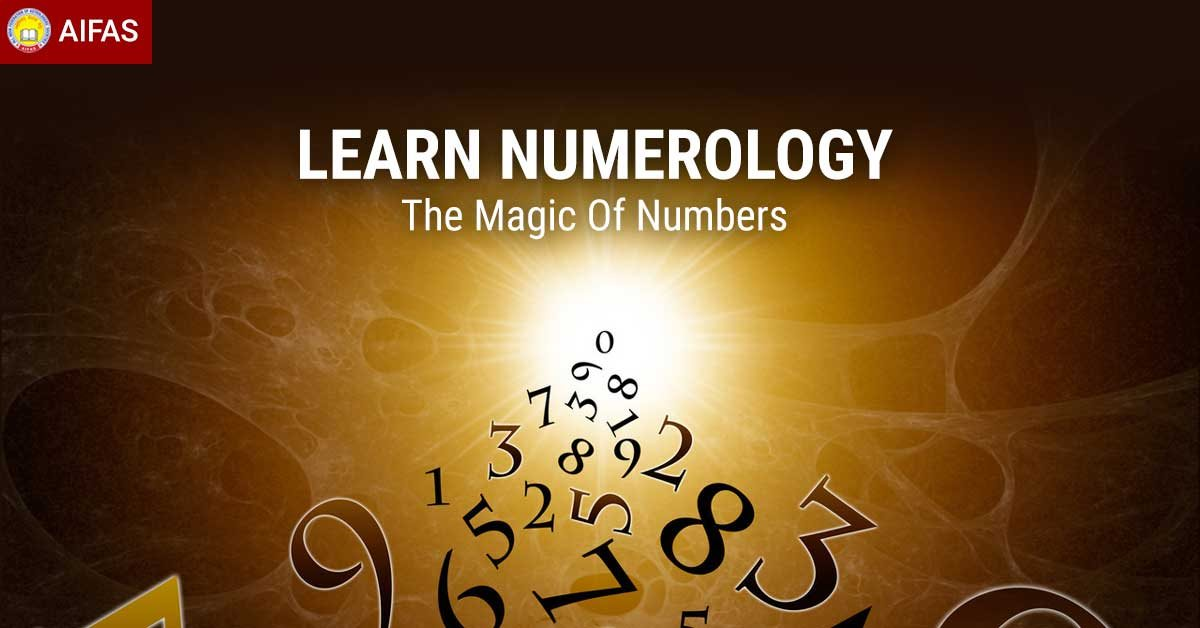 Learn numerology - The magic of Numbers