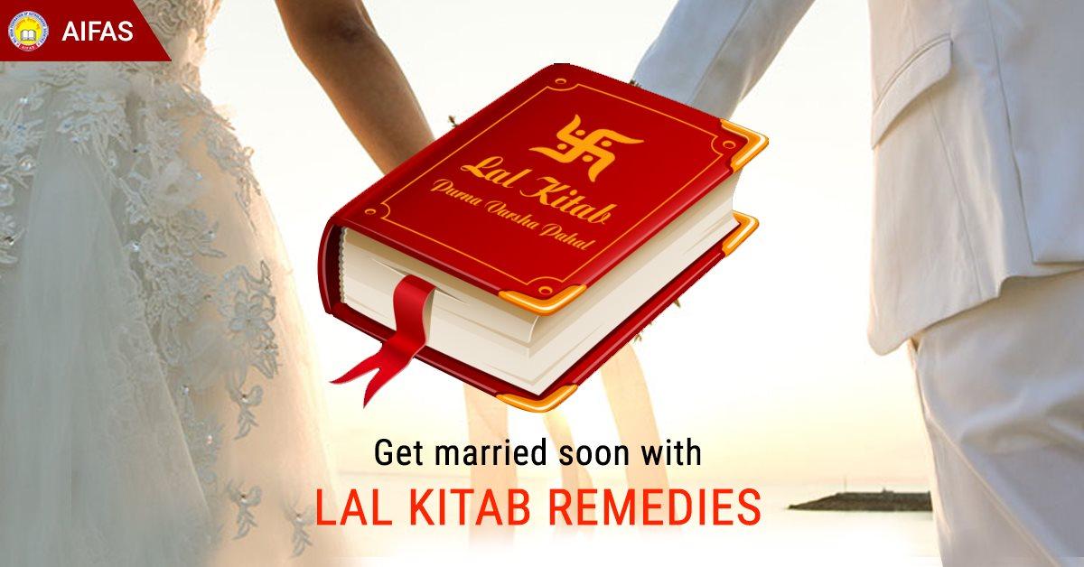 Get married soon with Lal Kitab Remedies