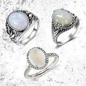 Benefits of White Opal Gemstones