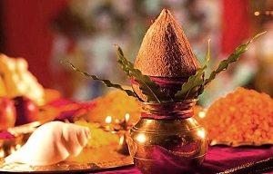पूजा अर्चना में (कुंभ) कलश का विधान योग