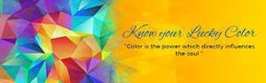 know your lucky color