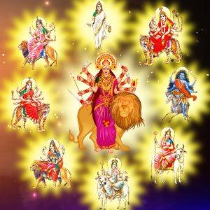 2018 Durga Pooja or Durga Asthami