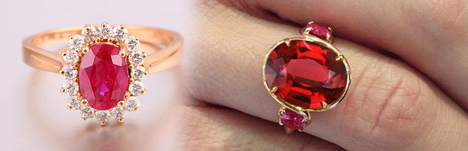 Top 10 benefits of wearing Ruby/Manikya