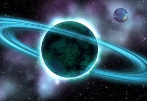 Radical number 8 Saturn