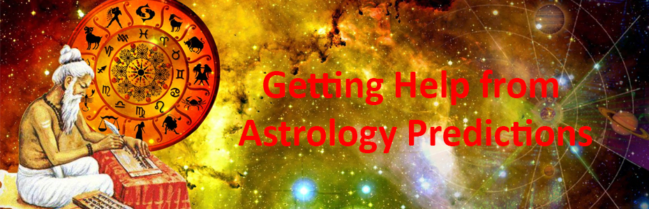 Getting Help from Astrology Predictions