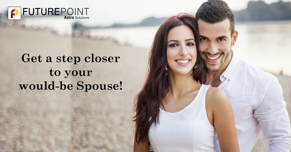 Get a step closer to your would-be Spouse!