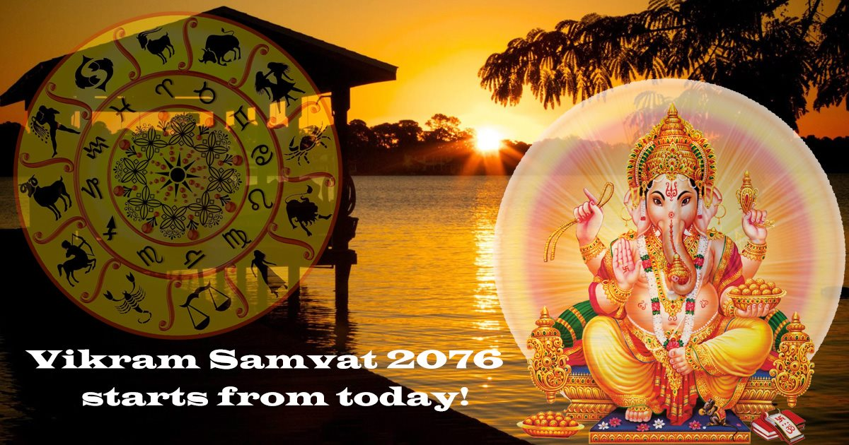 Vikram Samvat 2076 starts from today!
