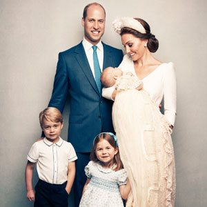 3rd Child of The Royal Couple - Prince Williams & Kate Middleton