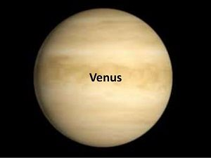 Lucky Number 6 Venus