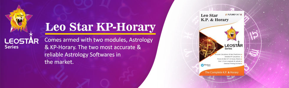 Professional Astrology Chart Software for Windows | Future Point