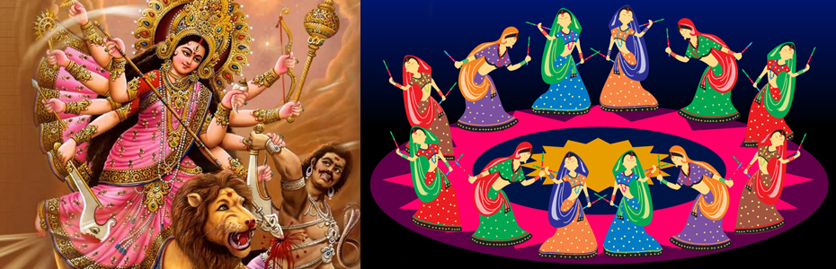 The Nine Shades of Navratri