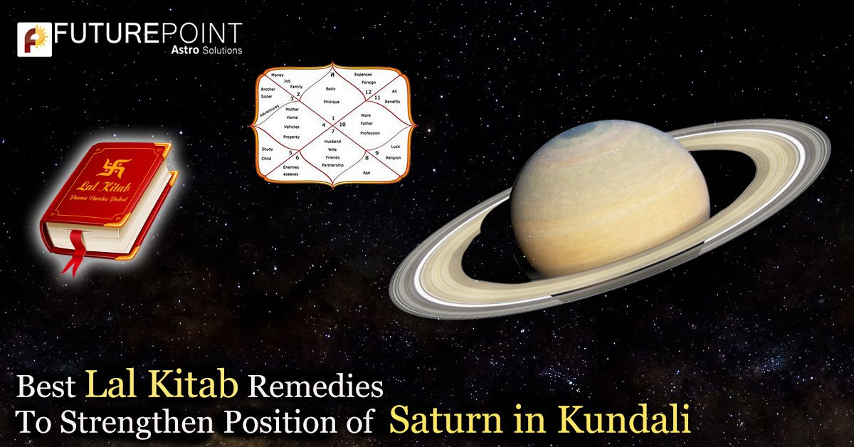 Best Lal Kitab Remedies To Strengthen Position of Saturn in