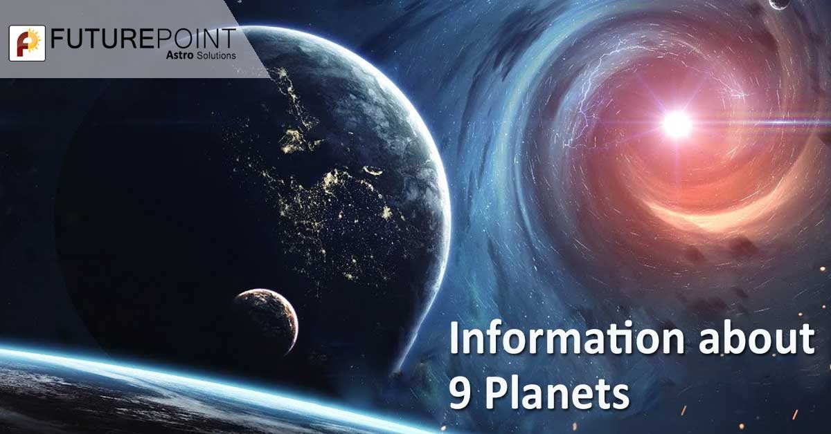 Information about 9 Planets | Future Point