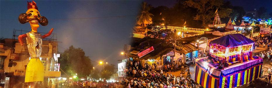 Interesting facts about the auspicious festival dussehra
