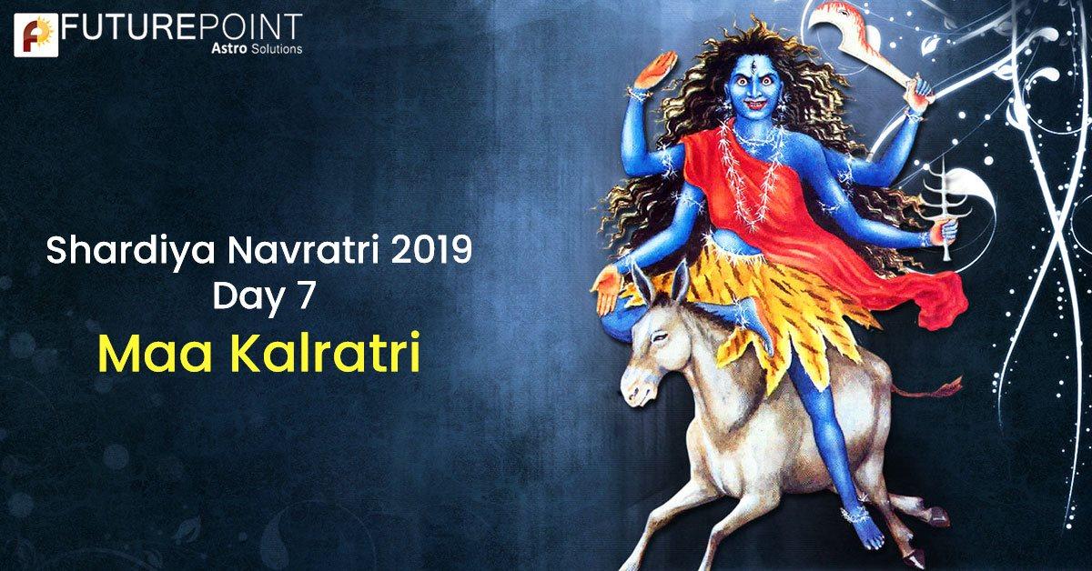 Shardiya Navratri 2019 Day 7: Maa Kalratri