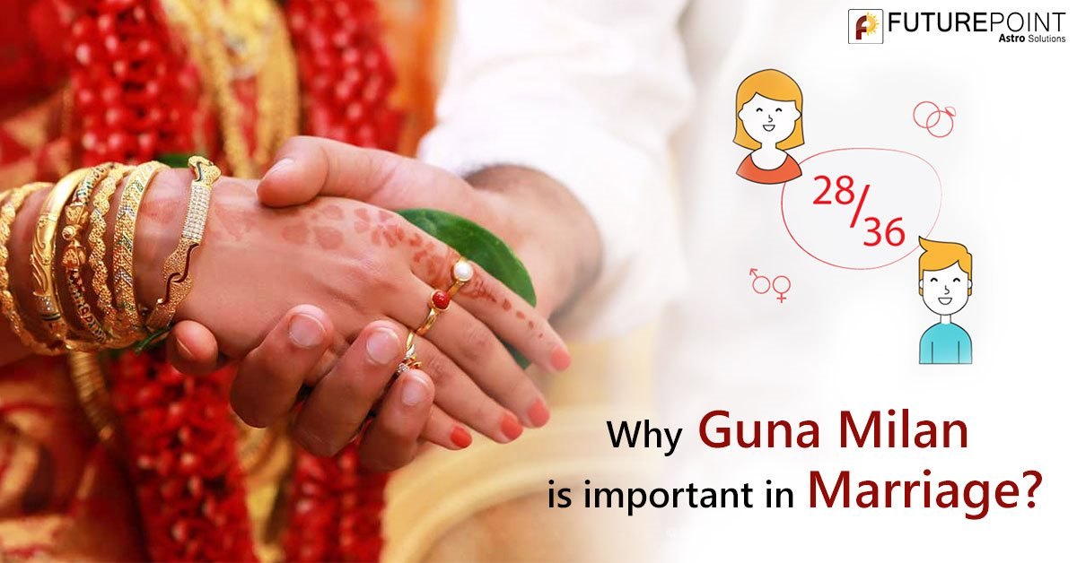 Why Guna Milan is important in Marriage?