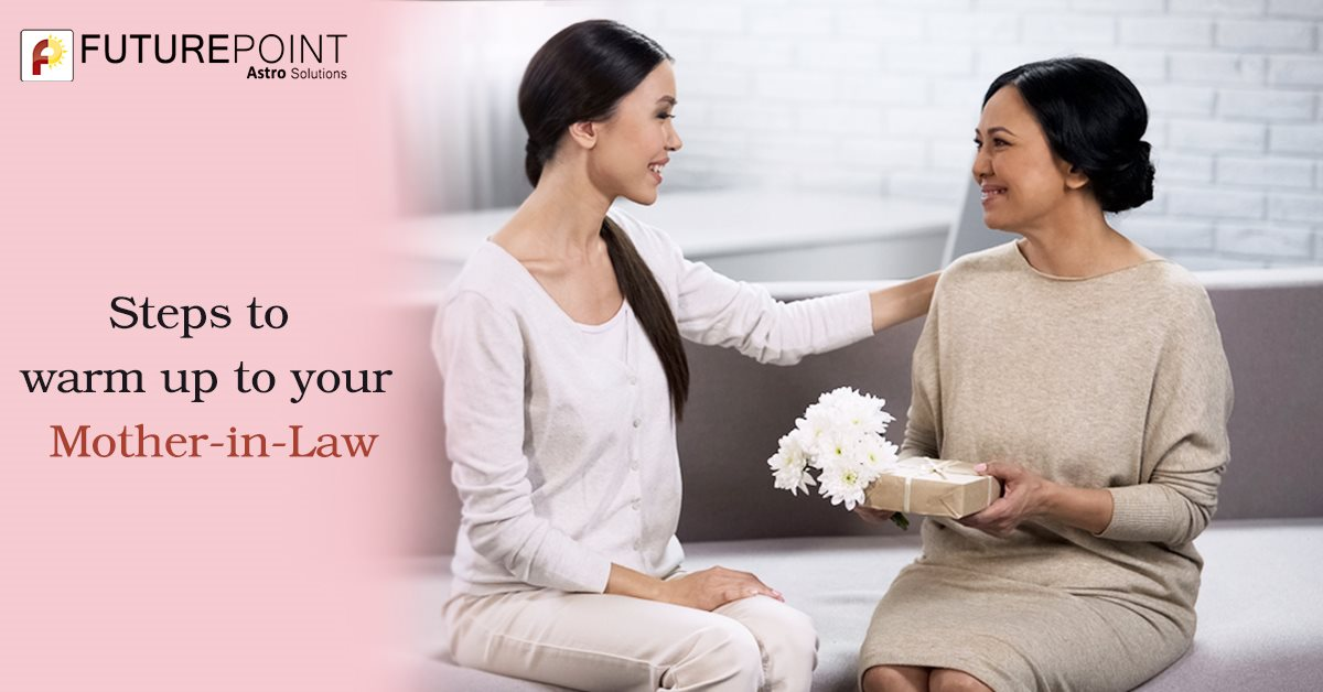 Steps to warm up to your mother-in-law
