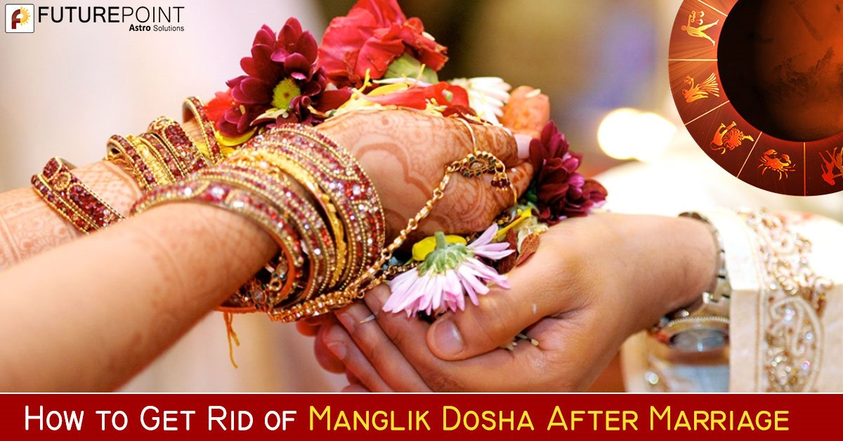 How to Get Rid of Manglik Dosha After Marriage