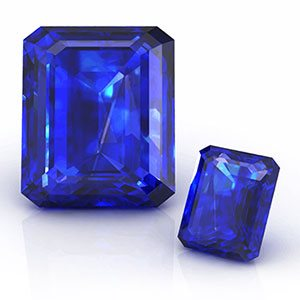 Blue Sapphire - The infinity stone of Growth, Prosperity and Success
