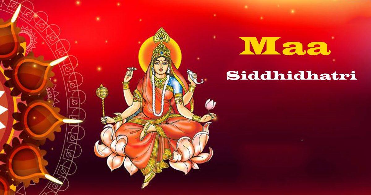 Vasant Navratri Day 9: Maa Siddhidhatri & Navratri Navmi Pujan