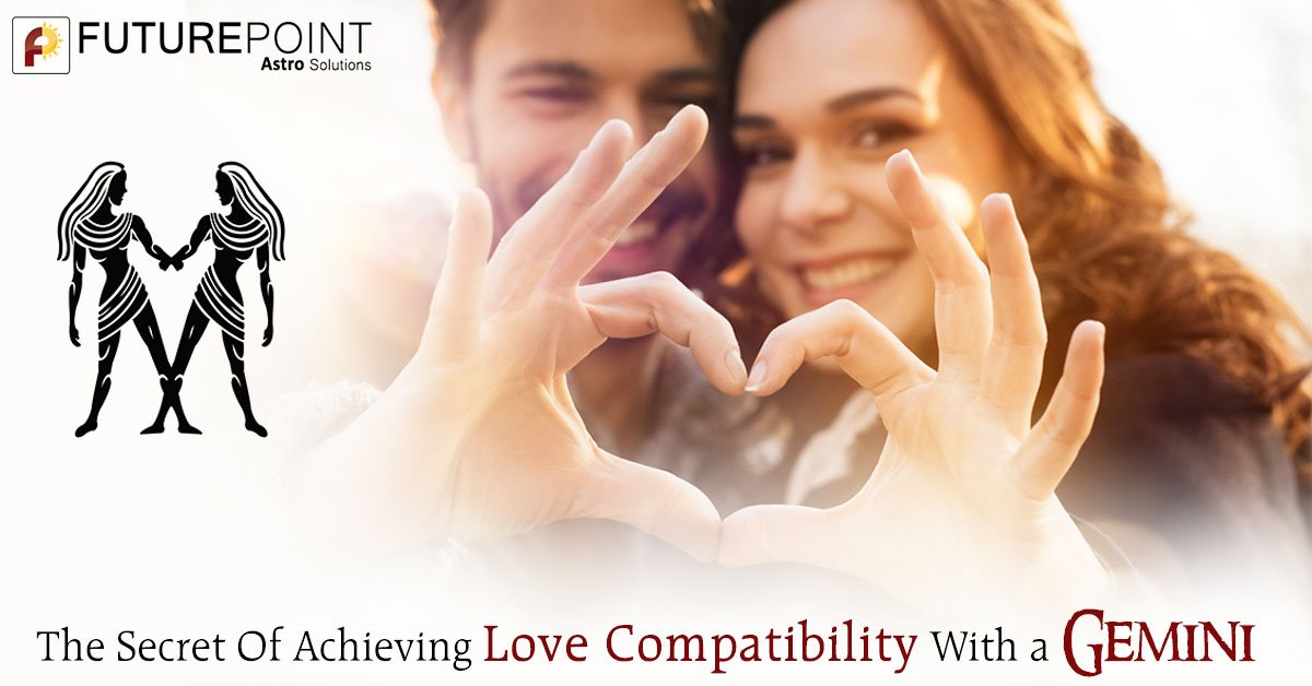 The Secret Of Achieving Love Compatibility With a Gemini