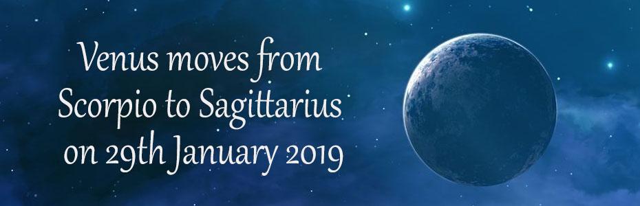 Venus Transit in Sagittarius: Will it affect you?