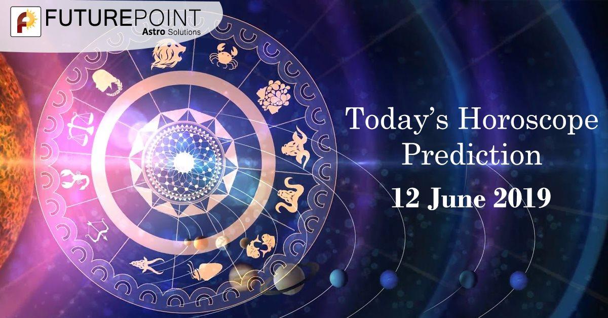 Today's Horoscope Prediction 12th June   Future Point