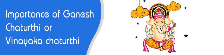 Importance of Ganesh Chaturthi / Vinayaka chaturthi