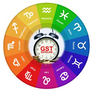 2017 Astrological Analysis of GST
