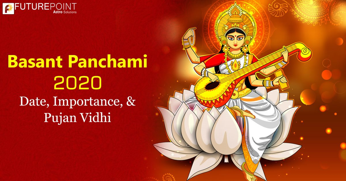 Basant Panchami 2020: Date, Importance, & Pujan Vidhi
